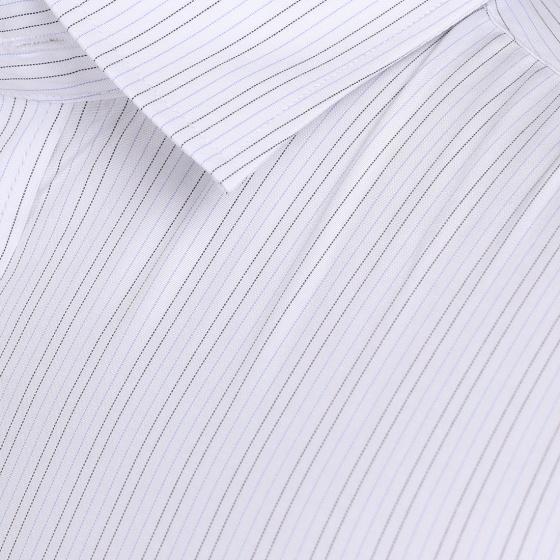 Áo sơ mi nam tay ngắn họa tiết The Shirts Studio Hàn Quốc  TD11S2706BL