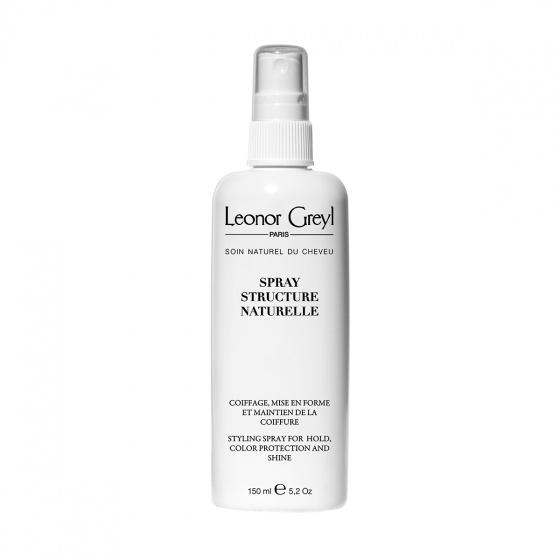 Lotion xịt tóc giữ cứng kiểu tóc dạng nước Leonor Greyl - Styling Spray Structure Naturelle