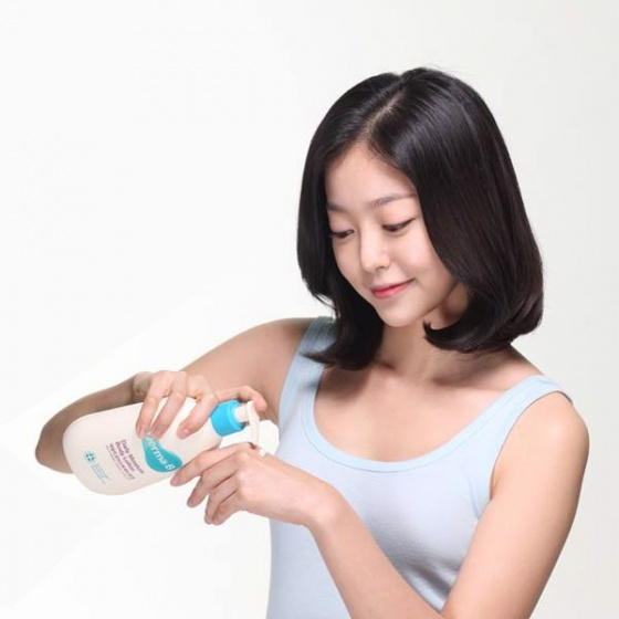 Dưỡng thể Derma:B Daily Moisture Body Lotion 400ml