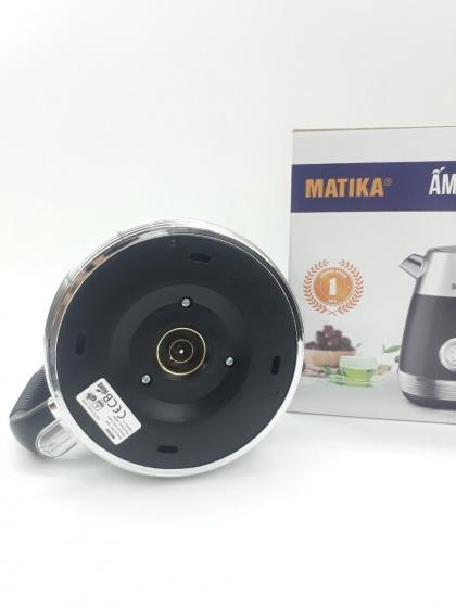 Ấm siêu tốc nhiệt kế Matika MTK-1869 cao cấp