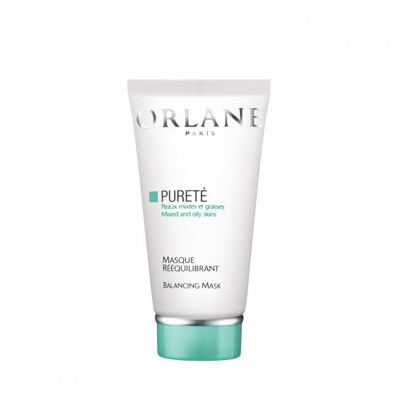 Mặt nạ Orlane hút nhờn gom mụn chuyên dùng cho da nhờn Orlane Purete Balancing Mask  75ml