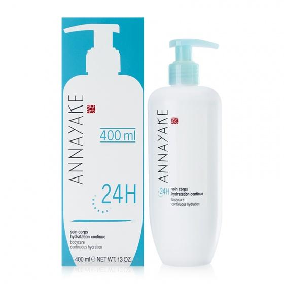 Sữa dưỡng thể cung cấp độ ẩm cho da suốt 24 giờ Annayake Bodycare Continuous Hydrat