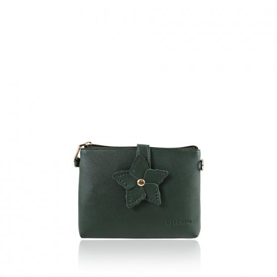 Túi thời trang Verchini màu xanh rêu 13000337