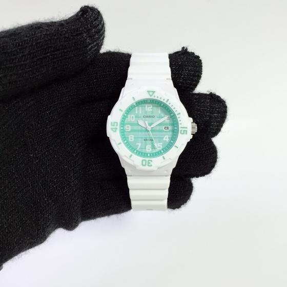 Đồng hồ Casio nữ dây nhựa LRW-200H-3CVDF