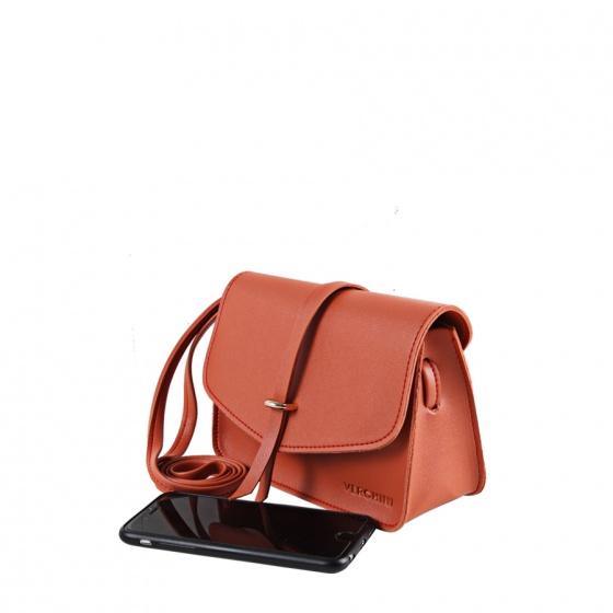 Túi thời trang Verchini màu cam 13000475