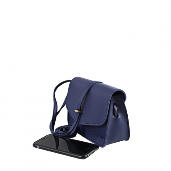 Túi thời trang Verchini màu xanh dương 13000476
