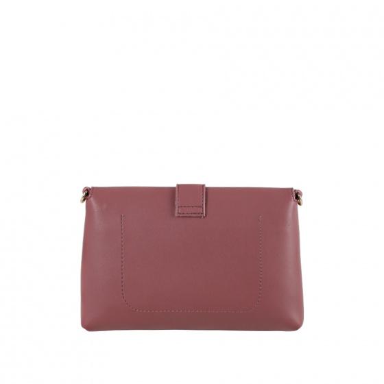 Túi xách thời trang Verchini màu hồng ruốc 13000514