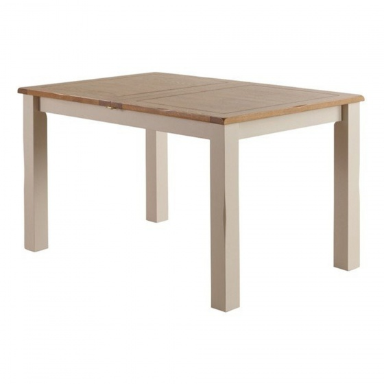 Bàn ăn 4 chỗ Sintra gỗ sồi 1m2 (120x75cm) - Cozino