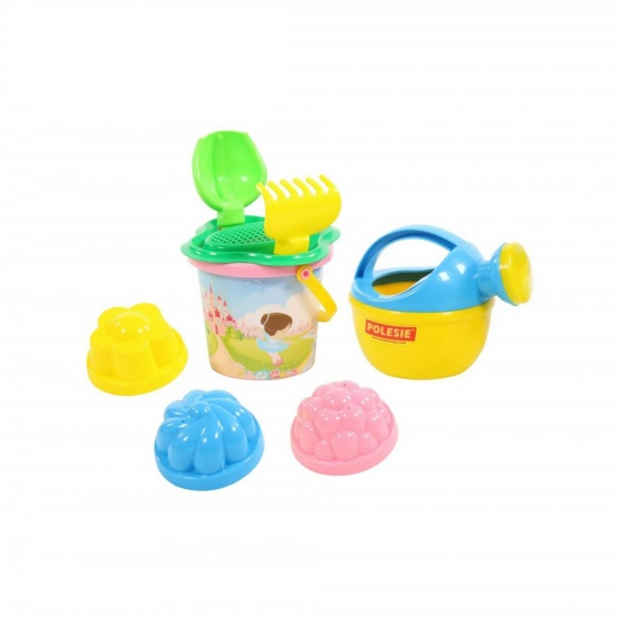 Bộ đồ chơi dụng cụ làm vườn Số 215 Polesie Toys