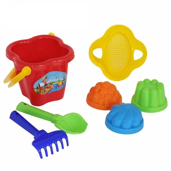Bộ đồ chơi dụng cụ làm vườn Số 21 Polesie Toys