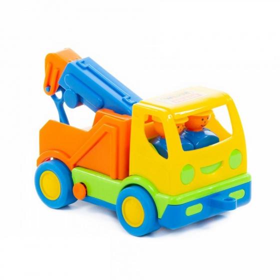 Xe cẩu HaLi đồ chơi Wader Quality Toys