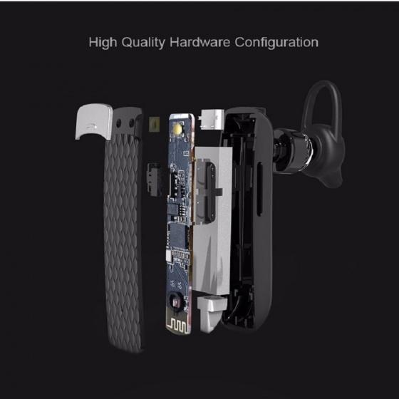 Tai nghe Bluetooth REMAX T9 đen (BB)