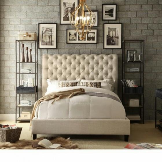 Giường ngủ AQ101