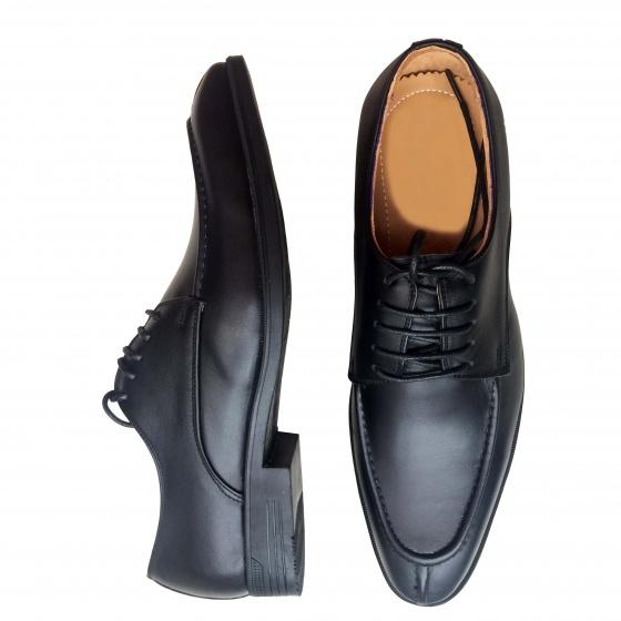 Giày tây nam da bò thật chính hãng GCS33 Geleli