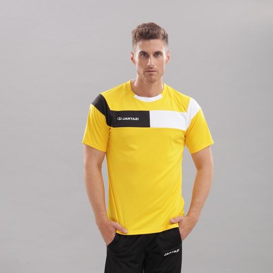 Áo thun nam không cổ ngắn tay Cordoba Jartazi (Poly T-Shirt Cordoba) JA4040M