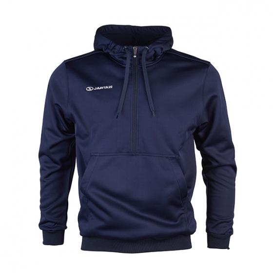 Áo Hoodie nam dệt kim Vigo Jartazi ( Knitted Hoodie Vigo) JA4540M (Xanh đen)