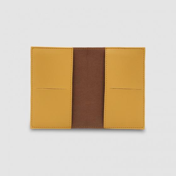 Bao da passport Idigo FW2-001-00
