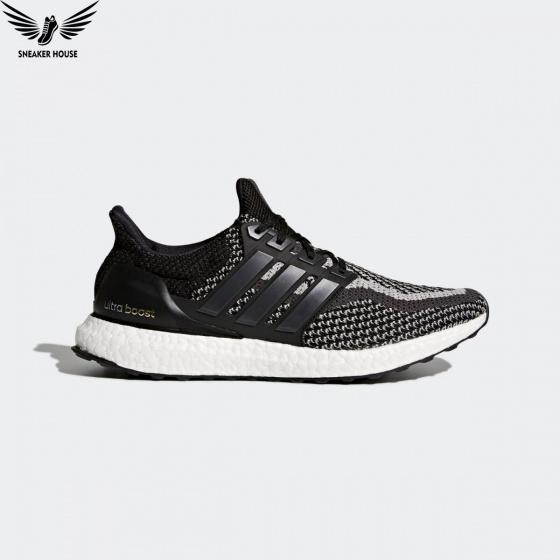Giày thể thao chính hãng Adidas UltraBoost 2.0 Limited 'Black Reflective' BY1795