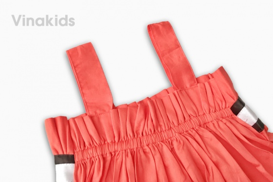 Váy bé gái Vinakids hai dây (1-6 tuổi)