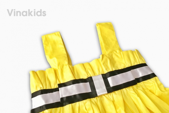 Váy bé gái Vinakids hai dây 7-10 tuổi