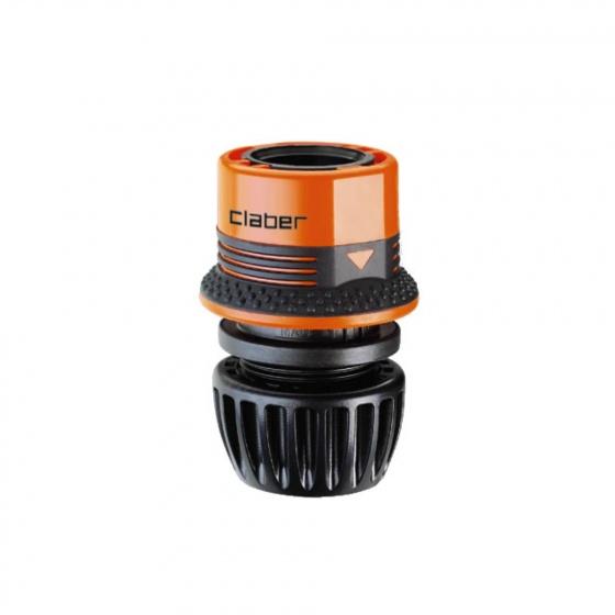 Khớp nối nhanh Ergogrip Claber 8542 phi ống 12-14mm, nhựa ABS