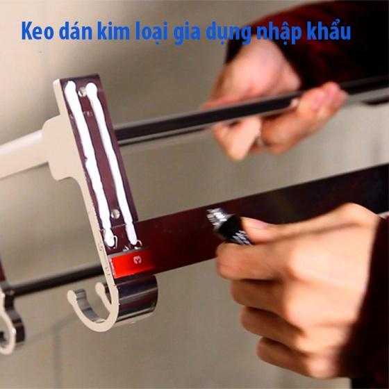 Bộ 5 tuýp keo dán đồ gia dụng siêu dính, keo dán kim loại Sealant Fix