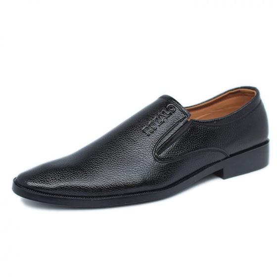 Giày tây nam công sở kiểu lười Rozalo R7015