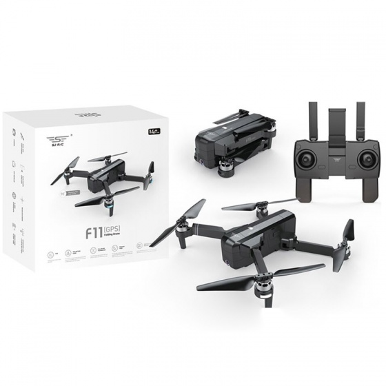 Flycam SJRC F11 Camera HD 1080/Chế độ kép GPS / GLONASS