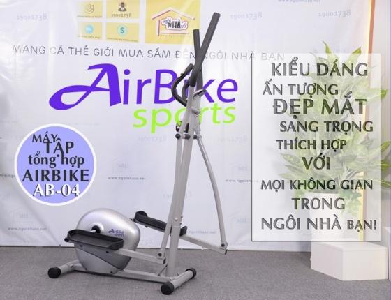 Xe đạp tập thể dục Air Bike AB-04