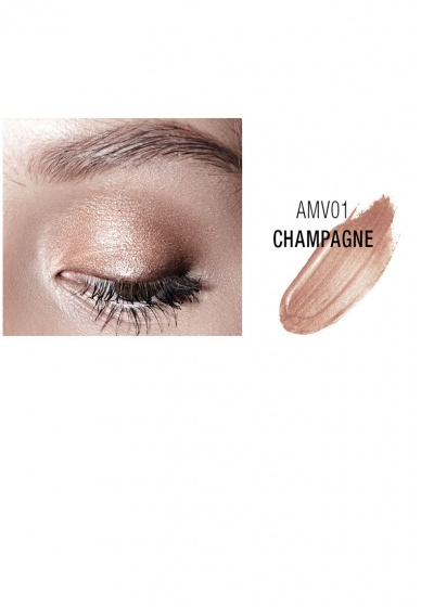 Phấn mắt Pure Metal Veil AMV01 Champagne