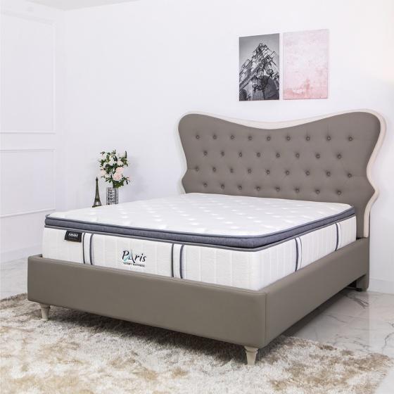 Nệm lò xo túi Paris Luxury Havas 100x200x34 cm