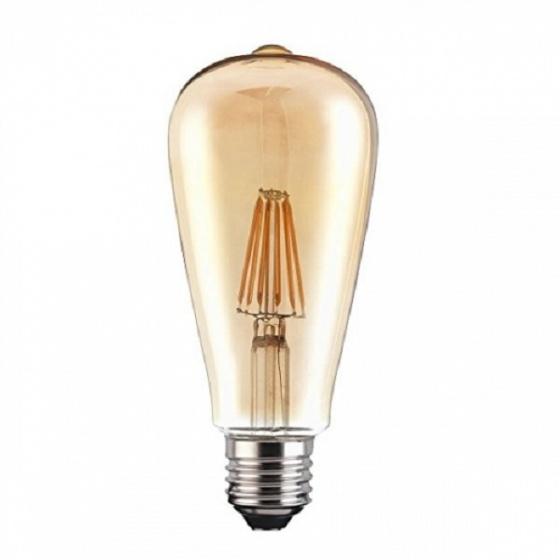Bóng đèn Philips LED Classic 4W 2700K E27 ST64 - Ánh sáng vàng