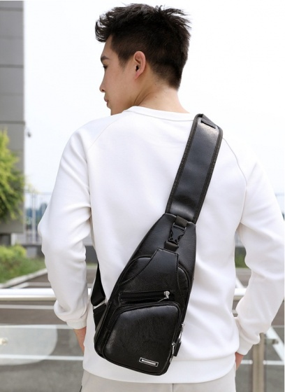 Túi đeo chéo nam Laza TX408