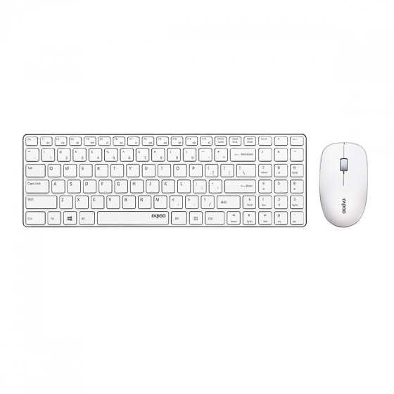 Bộ phím chuột không dây Rapoo X9310