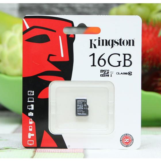 Thẻ 16g Kingston class10 tốc độ 80mb/s