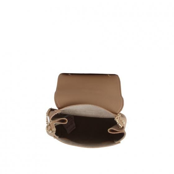 Túi thời trang verchini màu kem 13000586
