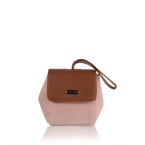 Túi thời trang verchini màu hồng 13000223