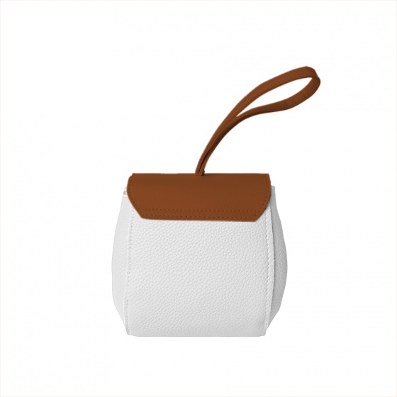 Túi thời trang verchini màu trắng 13000590