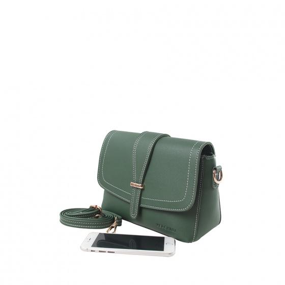 Túi thời trang Verchini màu xanh rêu 02003199