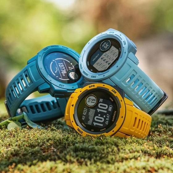 Đồng hồ thông minh Garmin Instinct, GPS, Sunburst, SEA