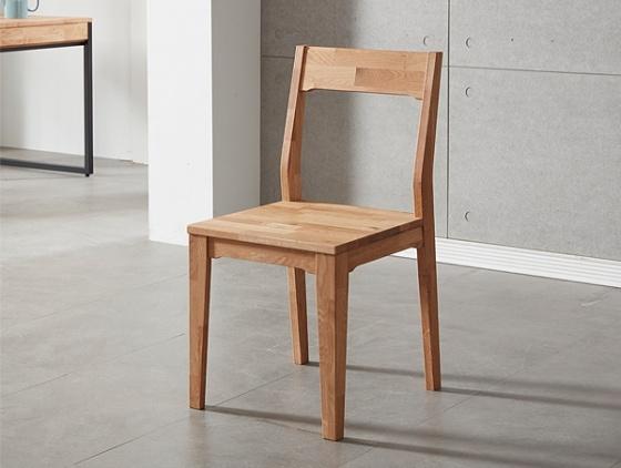 Bộ bàn ăn Calla gỗ cao su (1 băng dài + 2 ghế) - Cozino