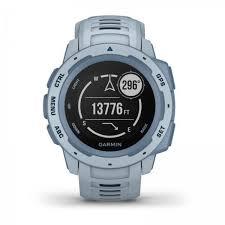 Đồng hồ thông minh Garmin Instinct, GPS, Seafoam, SEA