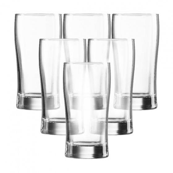 Bộ 6 ly thủy tinh cao Luminarc Fillon 240ml-D0545-1465968