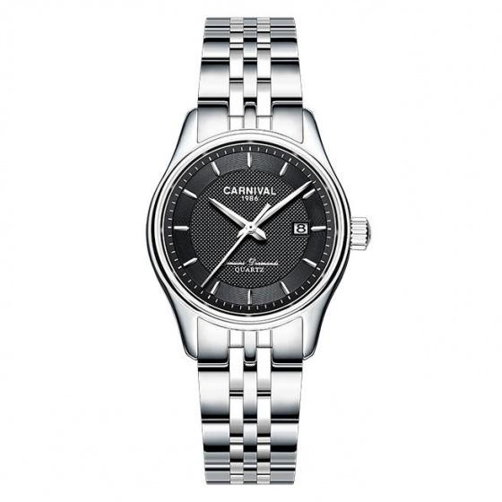 Đồng hồ nữ dây thép Carnival L50403.202.011