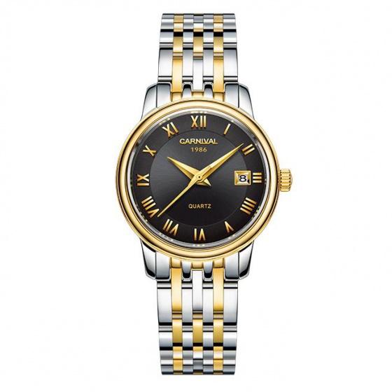 Đồng hồ nữ dây thép Carnival L50802.202.616
