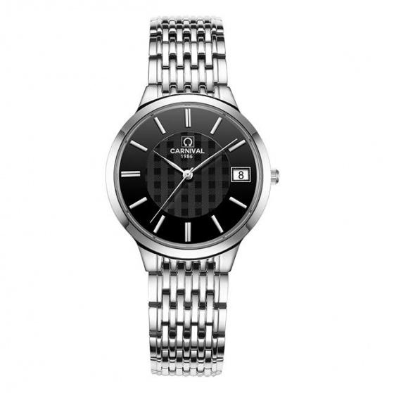 Đồng hồ nữ dây thép Carnival L57601.202.011