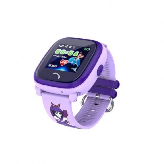 Đồng hồ thông minh trẻ em JVJ DF25 Tím