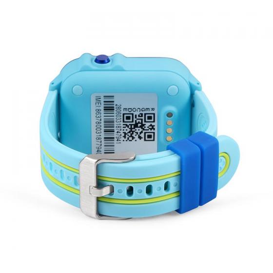 Đồng hồ định vị trẻ em JVJ DF25 Xanh