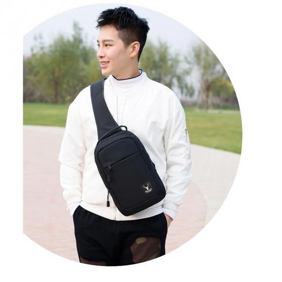 Túi đeo chéo hàn quốc Praza- DC112