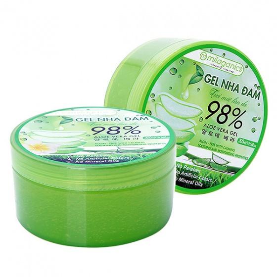 Combo 2 gel nha đam giá rẻ nhất